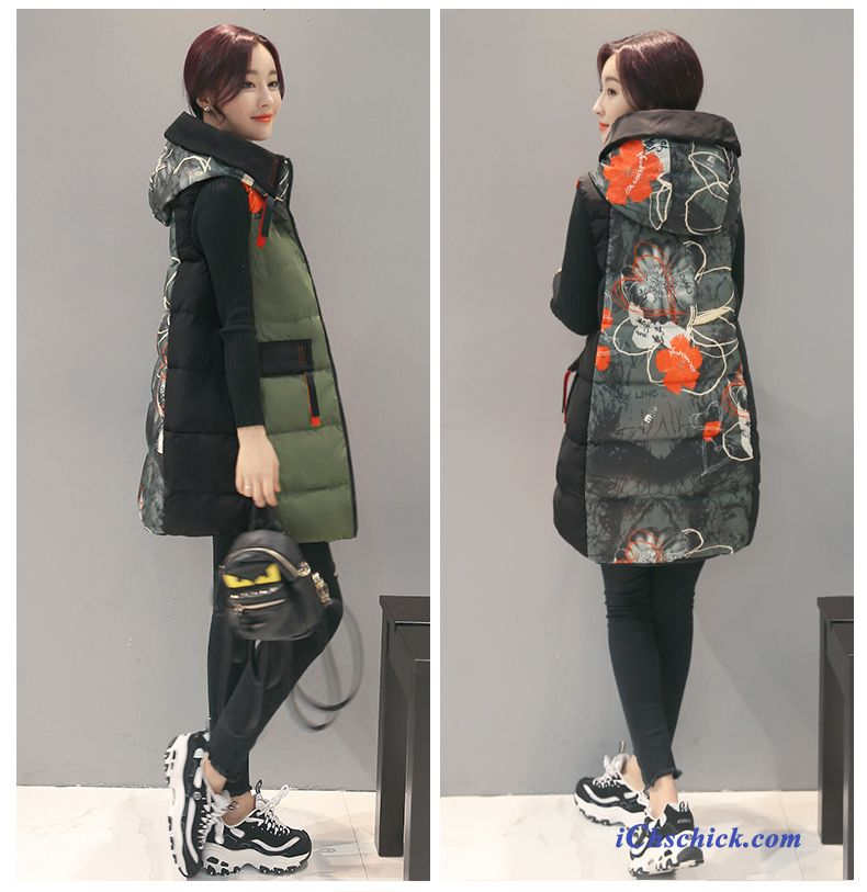 neue Liste populärer Stil zu Füßen bei Daunenjacke Light Damen Bunt, Daunenweste Damen Grau Kaufen