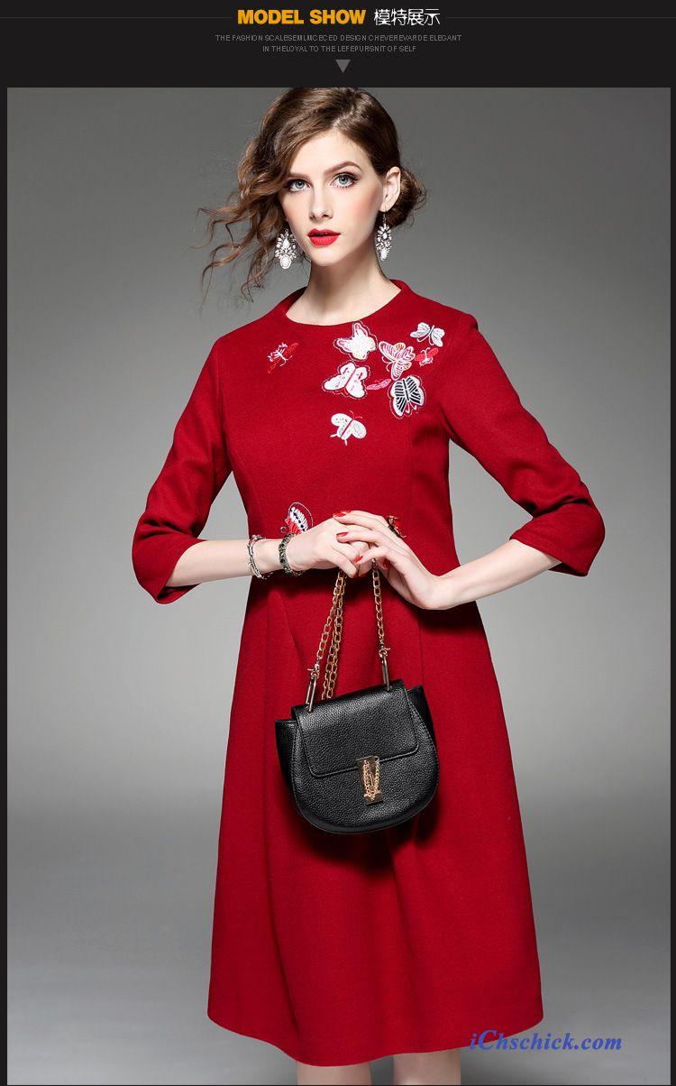 Kleid Blau Damen Dunkelfarbig, Kaufen Kleider Online Rabatt