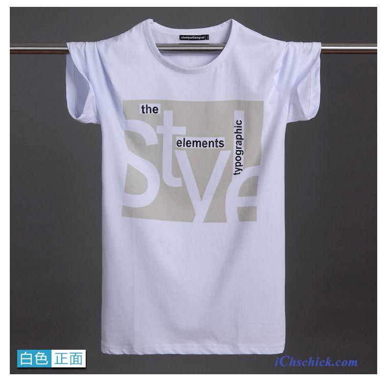 Super günstig besserer Preis für offizieller Preis Shirts Longshirt HerrenWeiße Weiß T Herren Günstig 8v0nmwNO