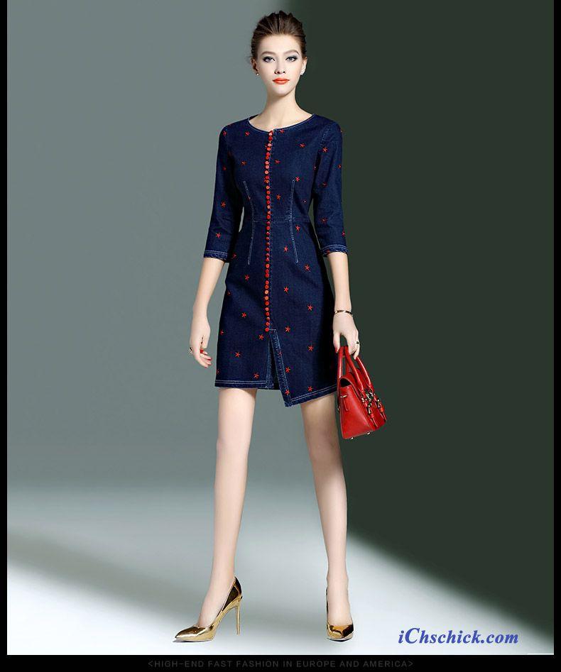 Online Shopping Kleider, Blumenkleider Damen Sale