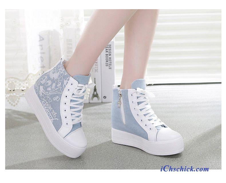 Sneaker Damen Durchsichtig, Mode Frauen Schuhe