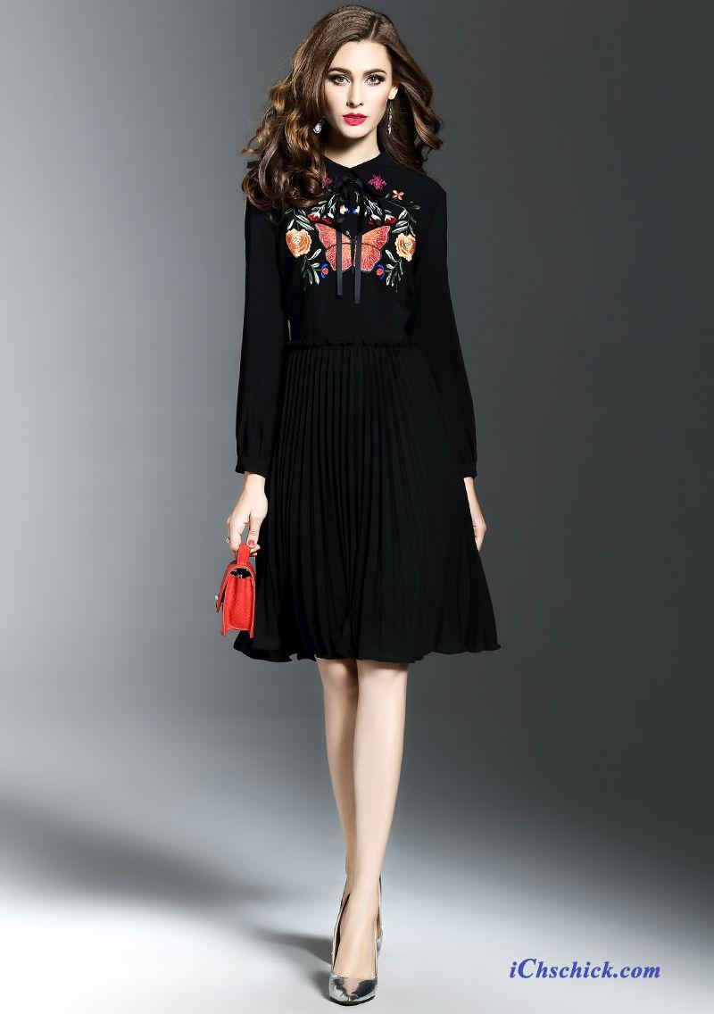 Winterkleider Für Damen Gold, Kleid Damen Schwarz Kaufen