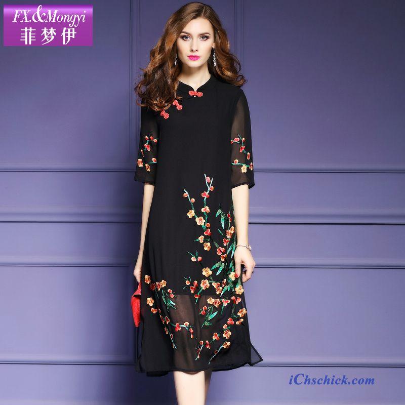 Schickes Kleid Damen, Damen Sommerkleider Lang Kaufen