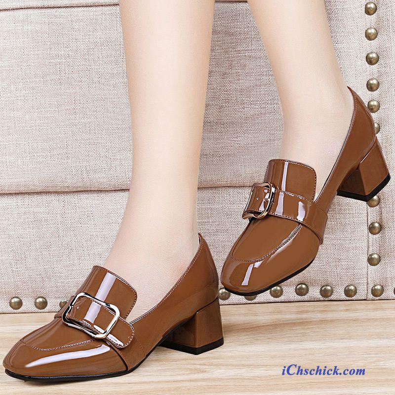 Weg sparen a4dc2 d38f6 Coole Leder Schuhe, Festliche Schuhe Damen Kaufen