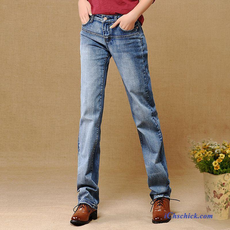 a17573f300e662 Jeans Hohe Leibhöhe Damen, Weiße Jeans Hosen Damen Günstig