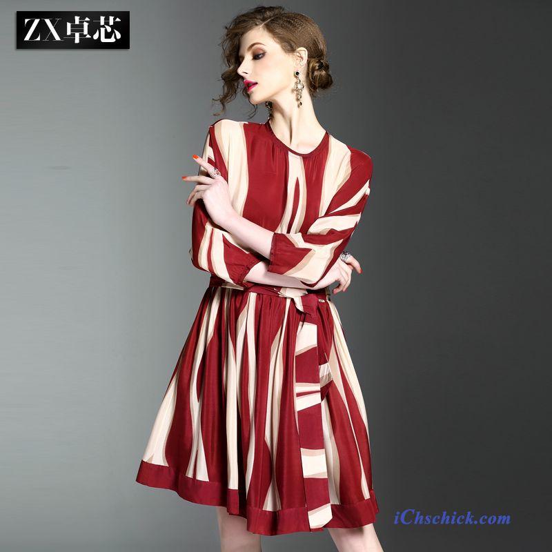Kleid festlich bunt