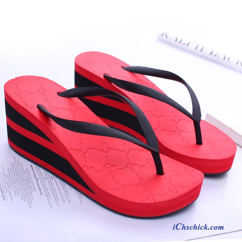online store f48cc ea8b2 Leder Pantoffeln Damen Gelb, Hauspantoffeln Damen Kaufen