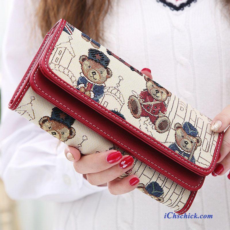 d058f81e2331e Portemonnaie Damen Rosarot