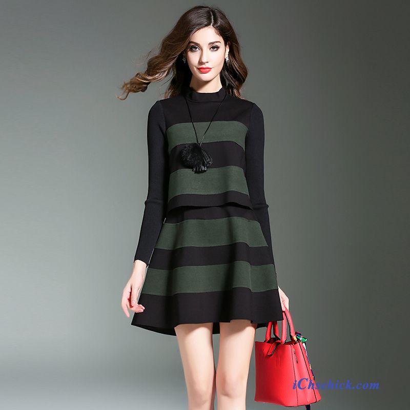 Schone Kleidung Damen Braun Kleider Gunstig Online Kaufen