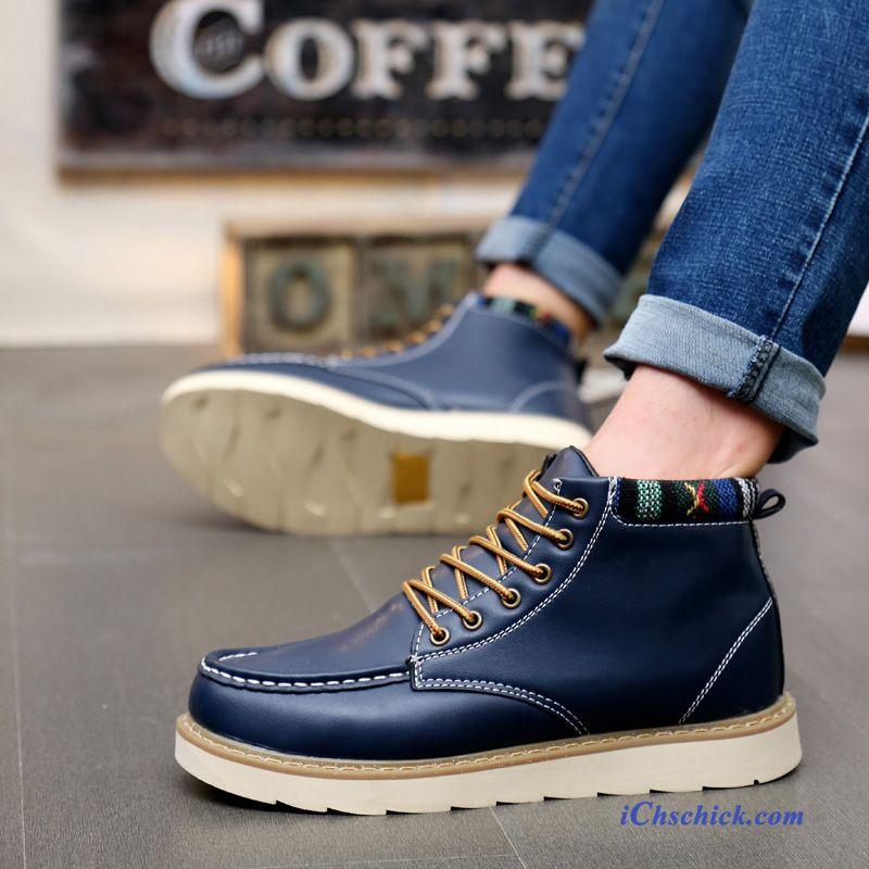 lowest price 57120 832d0 Schicke Männer Schuhe Hell, Winterschuhe Herren Boots Kaufen