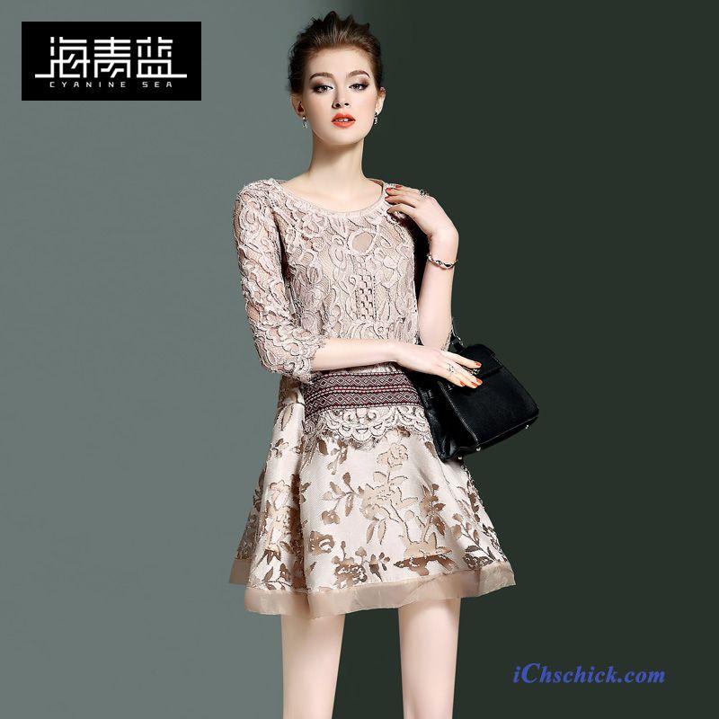 Kleid Damen Hellrosa, Frühlingskleider Damen Verkaufen