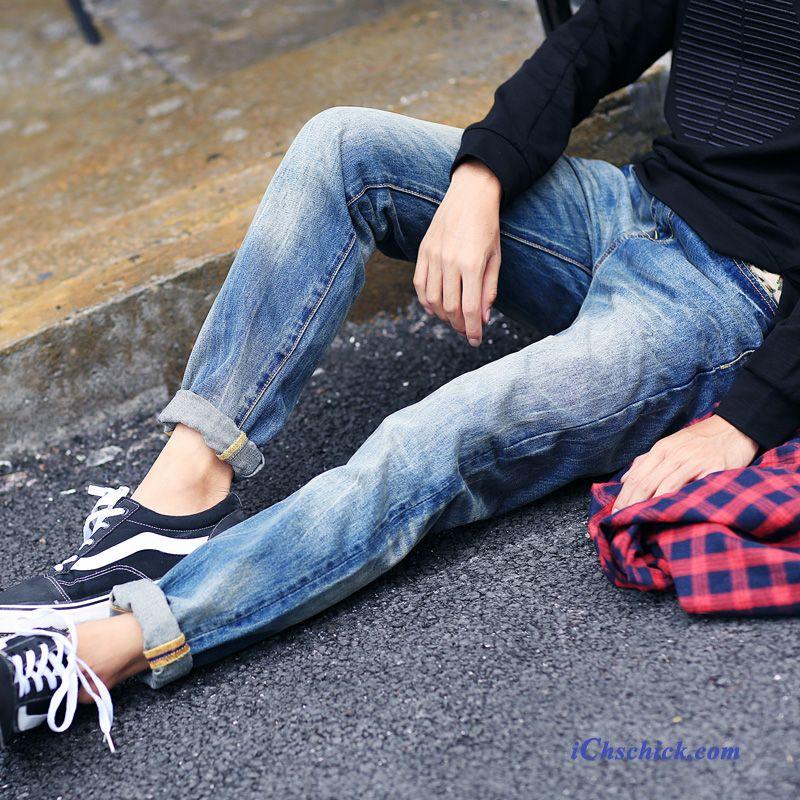 zerrissene jeans schwarz