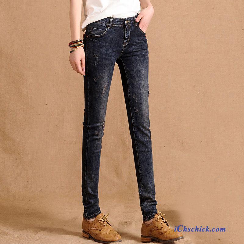 6823a796991b5f Weiße Jeans Damen Günstig, Damen Jeans Hosen Sale