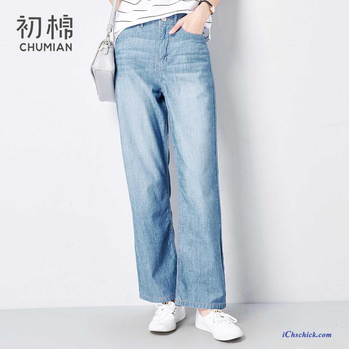 DamenJeans Mit Hosen Billig Damen Zerrissene Löchern HYD29WIE